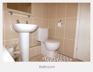 Avocet Cottage Bathroom
